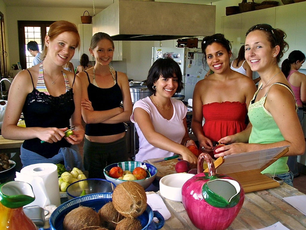 cooking classes in rome italy - photo#9