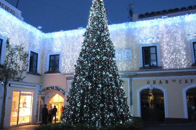 Capri Christmas