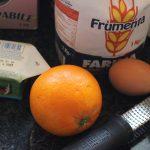 Castagnole ingredients