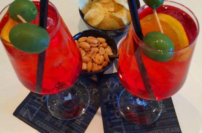 Aperol Spritz Cocktail